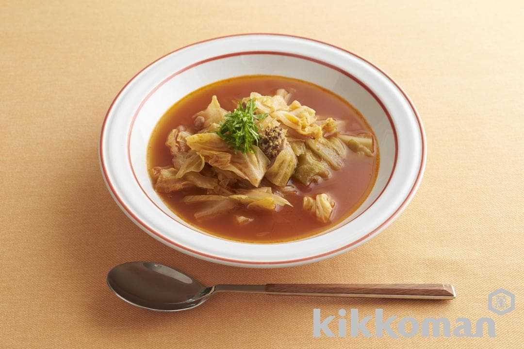 Cabbage and Celery Soup
